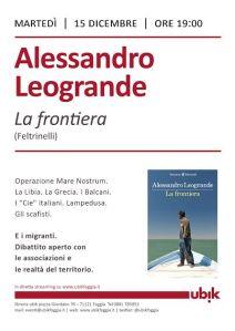 leogrande locandina